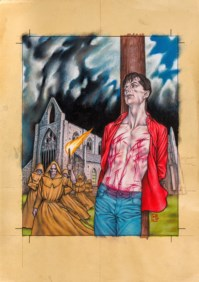 Dylan Dog <br>Copertina Dylan Dog Colorfest n. 22